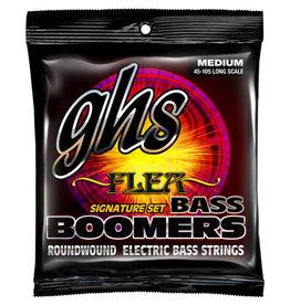 GHS M3045F - Flea Signature Bass Boomers 45-105