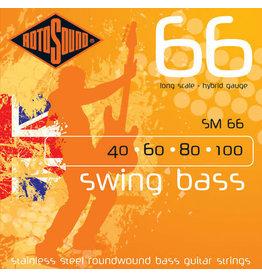 RotoSound SM66 4 String Bass (40/60/80/100)