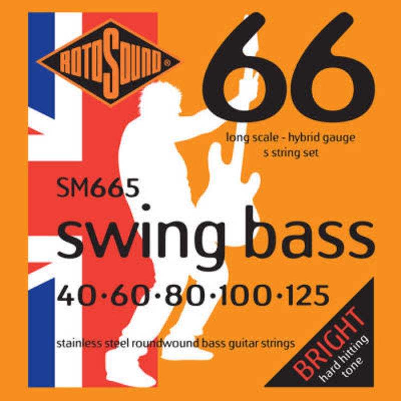 5 String Bass (40/60/80/100/125)