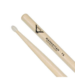 Vater VH7AN American Hickory Drumsticks - 7A - Nylon Tip
