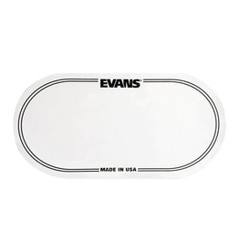 Evans EQPC2 - Eq Patch Clear Double Pedal (2Pk)