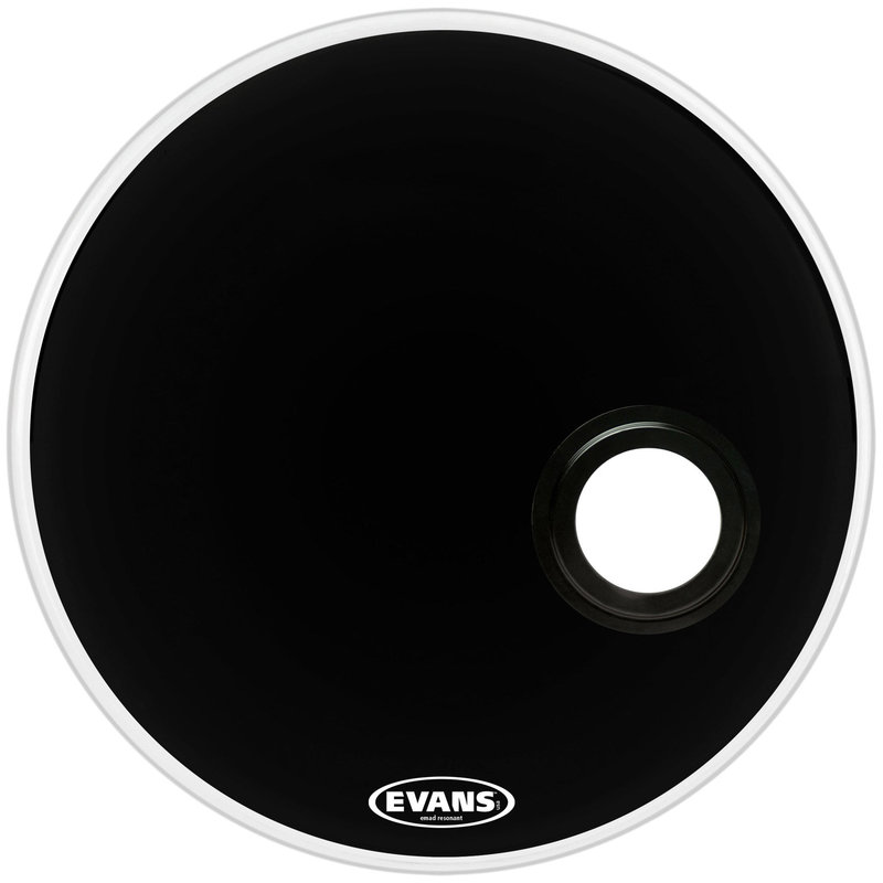 22 In. EMAD Resonant Bass Drum Head