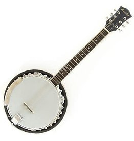 Beaver Creek BCBJ-G Banjo-Guitar 6 String BCBJ-G + Bag