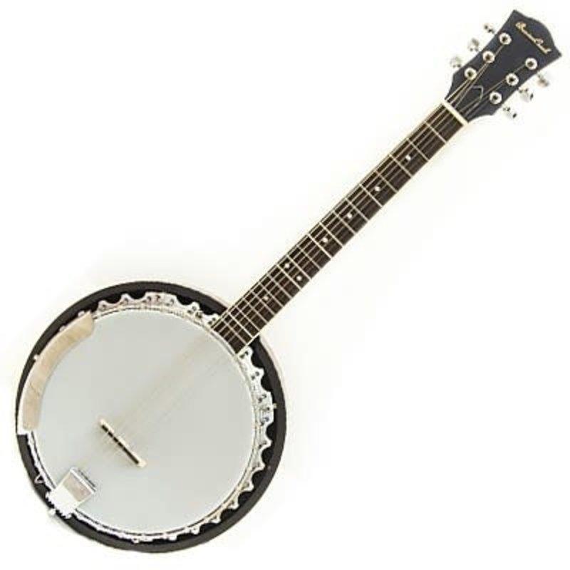 Banjo-Guitar 6 String BCBJ-G + Bag