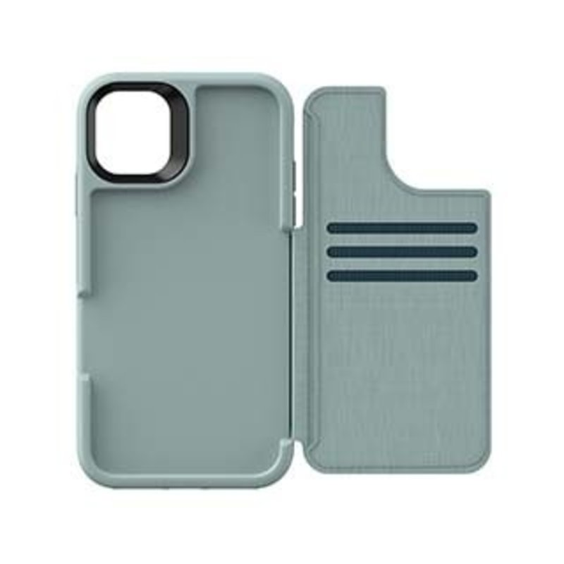 Drop Protective Flip Wallet Case For iPhone 11