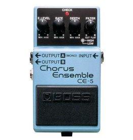 Boss CE-5 Stereo Chorus Pedal