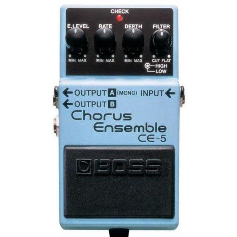 Stereo Chorus Pedal