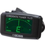 Boss Clip-On Chromatic Guitar Tuner