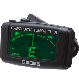 Boss TU-01 - Clip-On Chromatic Guitar Tuner