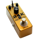 Outlaw Effects 3-mode reverb pedal