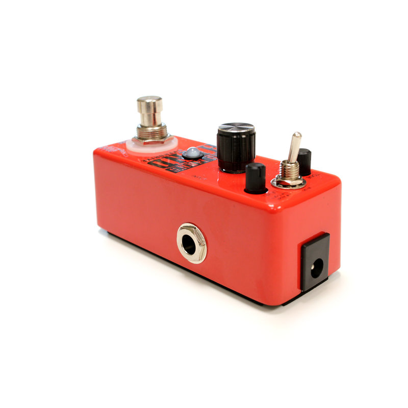 2-mode overdrive pedal