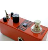 Outlaw Effects 2-mode overdrive pedal