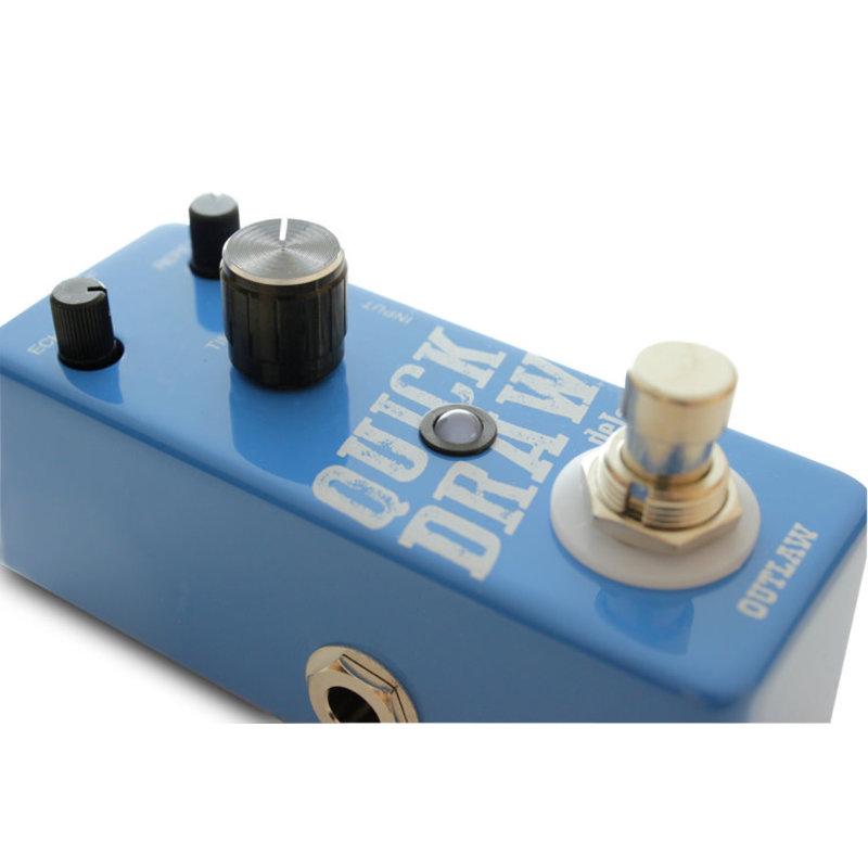 QUICK DRAW Delay pedal