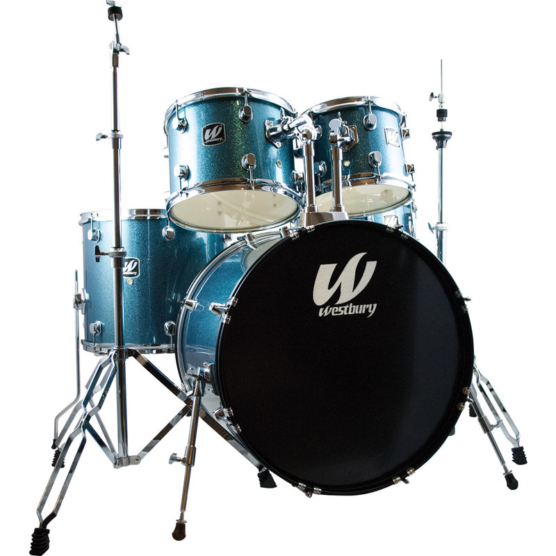 5 Peice Stage Drum Kit