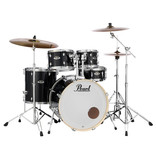 Pearl Drums EXL725P Export Lacquer 5 Piece Drum Kit - w/Cymbals, Hardware and Throne
