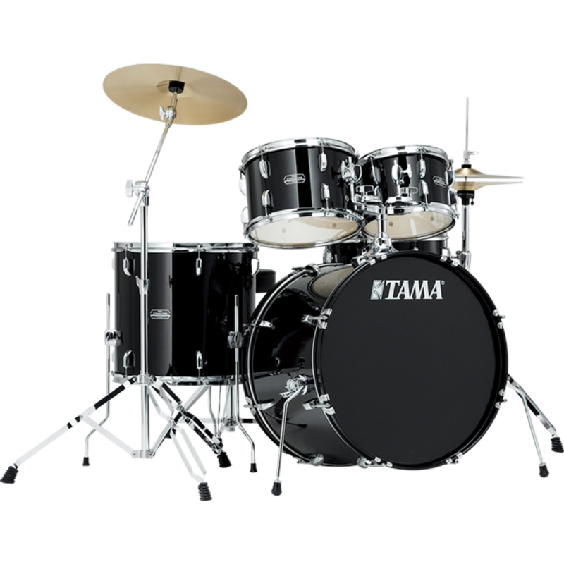 StageStar 5pc Drum Kit w/Hardware & Cymbals