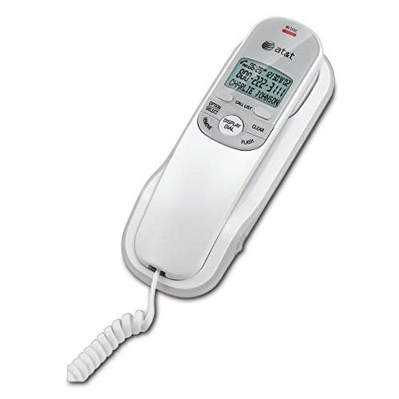 Trimline Corded Phone w/CID