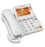 AT&T Big Button Large Display Loud Corded Phone