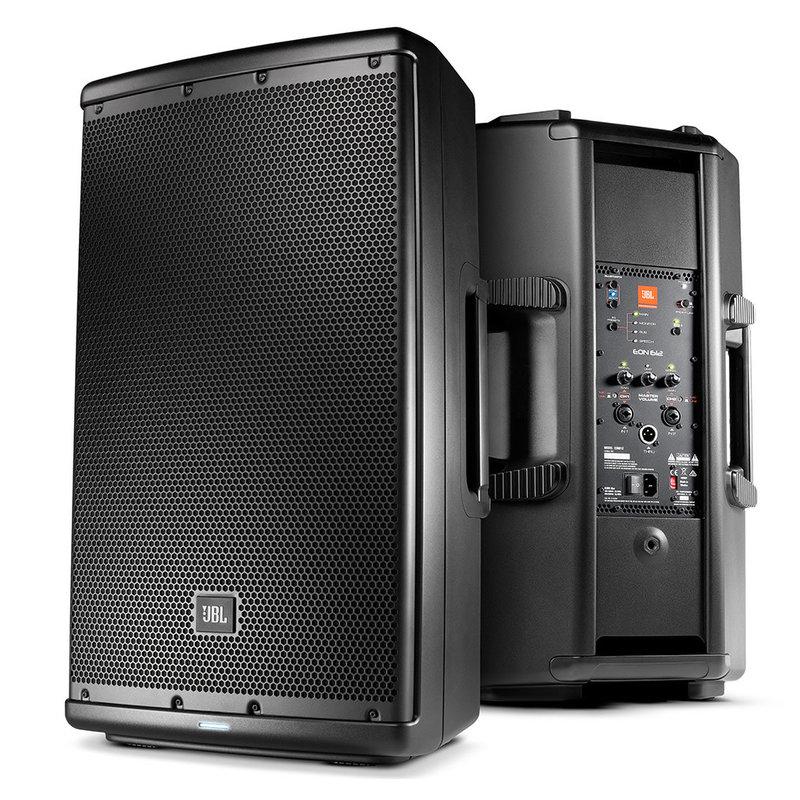 EON 12'' Powered Speaker w/ Bluetooth