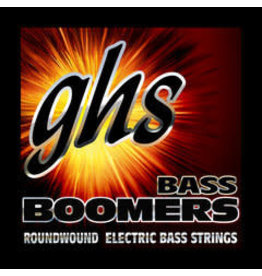 GHS ML3045 4-String Bass Boomers Strings - Medium Light (045-100)