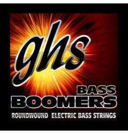 GHS ML3045B 4-String Bass Boomers Strings - Medium Light (045-100)