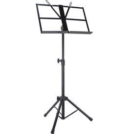 Profile Collapsible Heavy Duty Orch. Music Stand w/bag