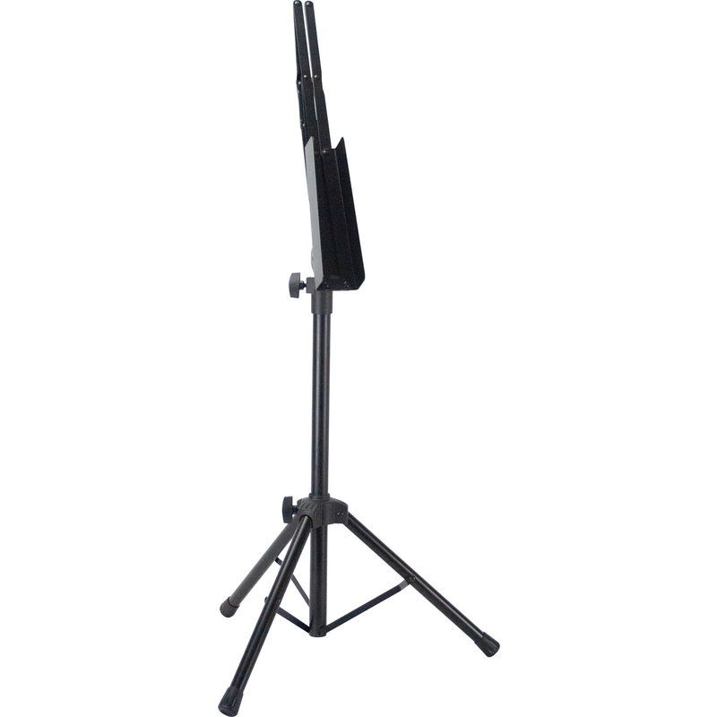 Collapsible Heavy Duty Orch. Music Stand w/bag