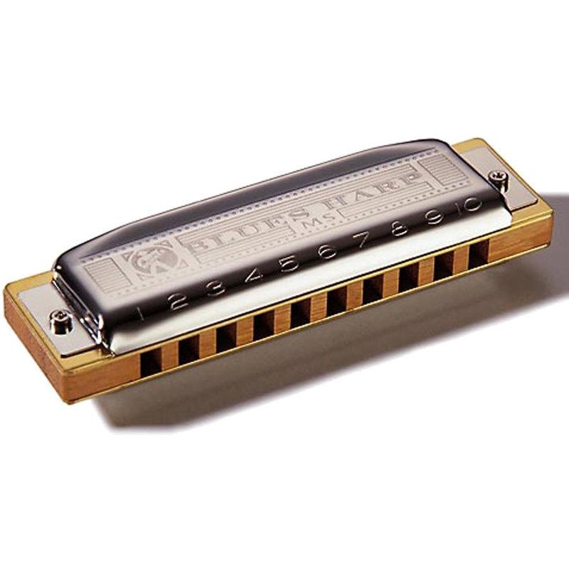 532BX - Hohner Harmonica Blues Harp
