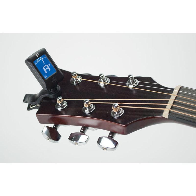 Mini Clip On Instrument Tuner