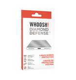 Whoosh! Diamond Defense Liquid Nano Screen Protection w/cloth