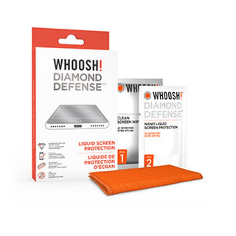 Diamond Defense Liquid Nano Screen Protection w/cloth