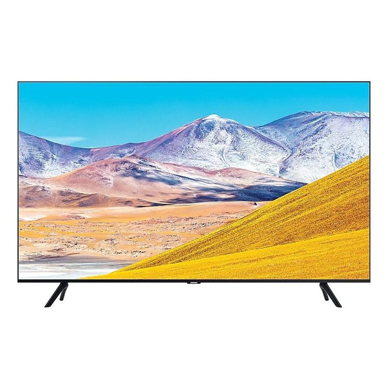 55-Inch TU8000 Series 4K UHD Smart TV