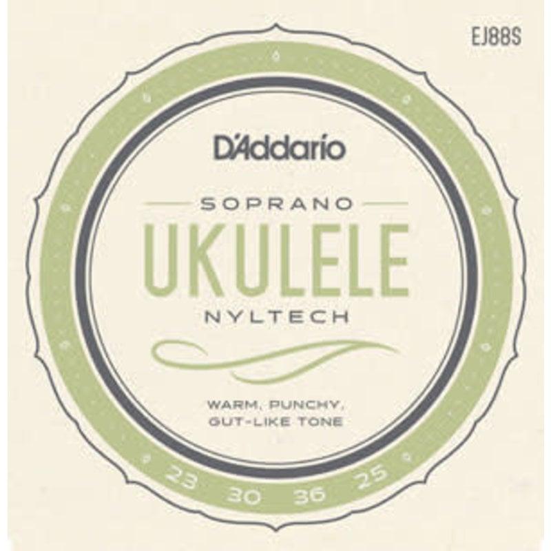 Soprano Ukulele Strings - Nyltech