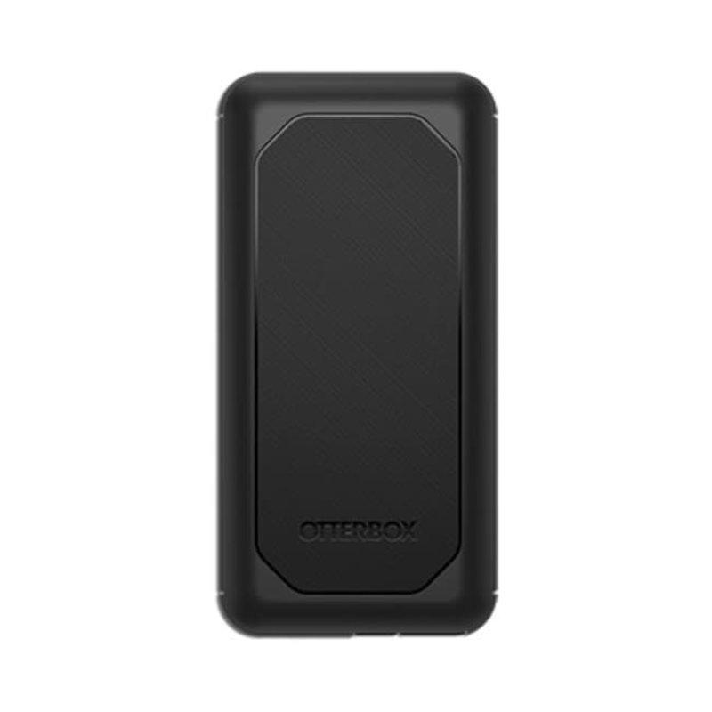 10000mAh Black (Shadow) Portable Power Bank w/ Qi + PD