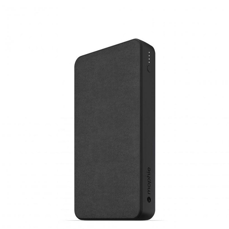 black 15,000 mAh powerstation XL (fabric)