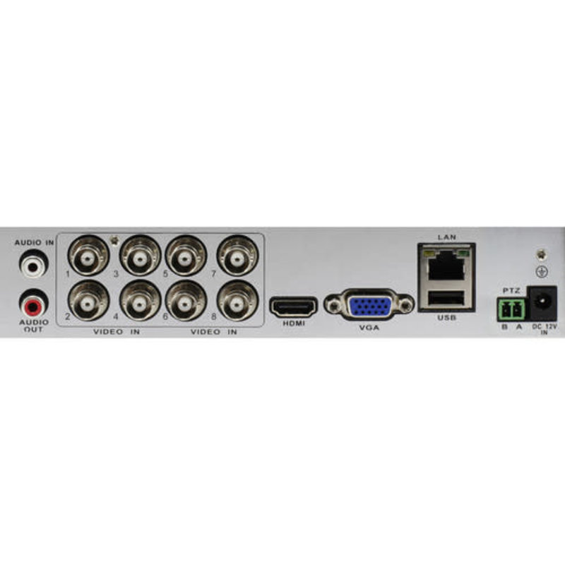 DVR Camera Kit, 4 1080p Cameras & 1TB DVR