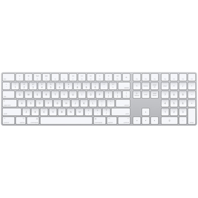 Magic Keyboard w/ Numeric Keypad