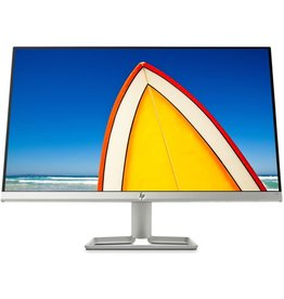 HP 24f Display,Silver / Black, 24in IPS LED