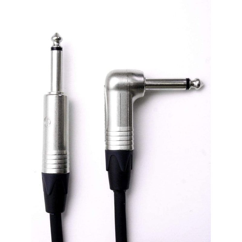1/4 - 1/4 90-deg. NT Instrument Cable