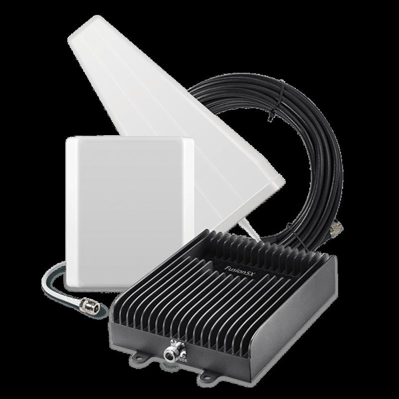 Fusion5X 2.0 Yagi/Panel Signal Booster Kit