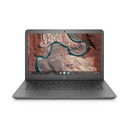 HP Chromebook 14-inch, 1.6 GHz AMD Dual Core A4, 64 GB