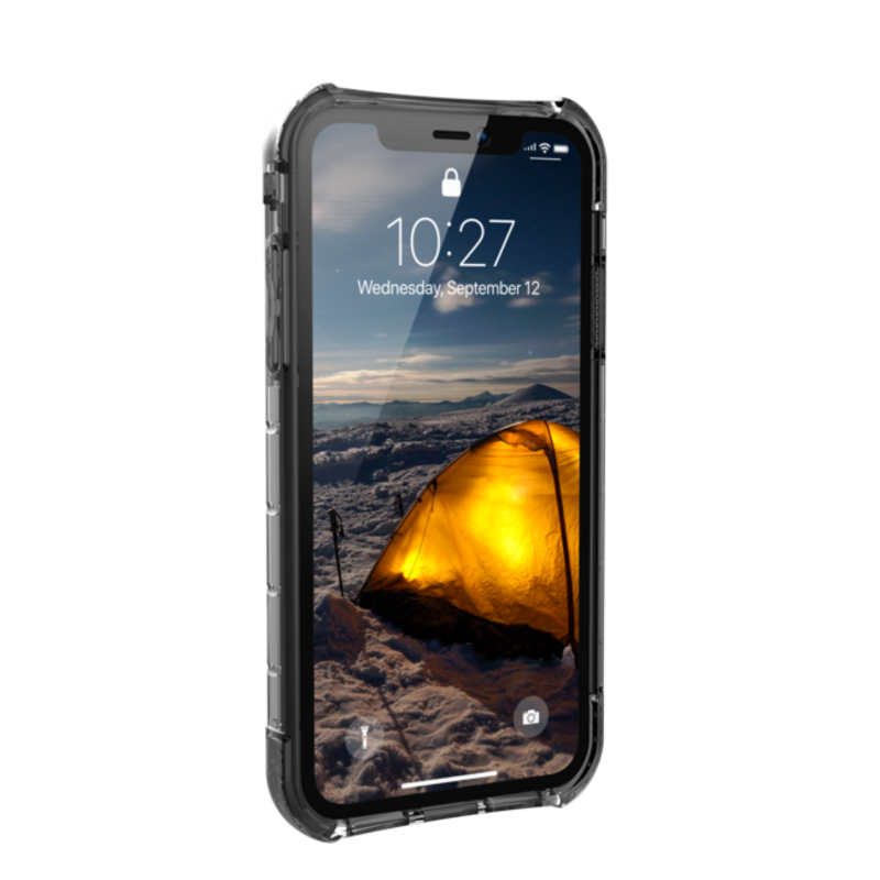 Plyo Rugged Case Ice (Clear) for iPhone XR