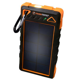 Tough Tested TT-PBW-SW16 - 16000mAh Powerbank SolarWaterproof IP67
