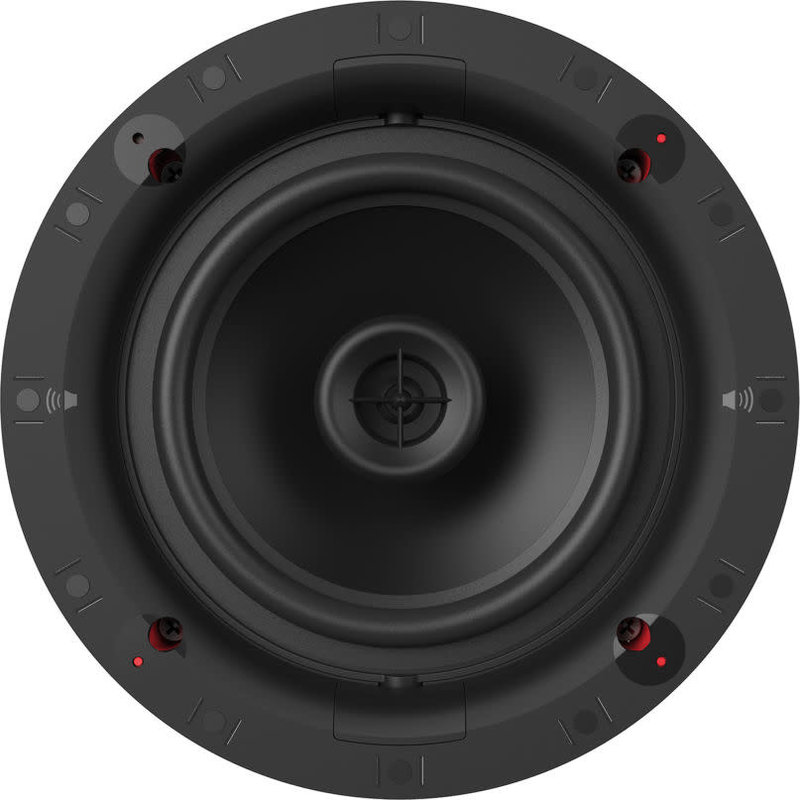 Designer 8-in 2-Way in-ceiling Speaker (ea)