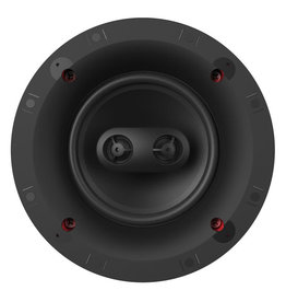 Klipsch Designer 6.5-in Single Point Stereo Ceiling Speaker (ea)