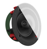 Klipsch Designer 6.5-in 2-Way Single Point Stereo in-ceiling Speaker (ea)