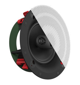 Klipsch Designer 8-in Single Point Stereo Ceiling Speaker (ea)