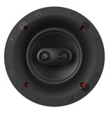 Klipsch Designer 8-in 2-Way Single Point Stereo in-ceiling Speaker (ea)