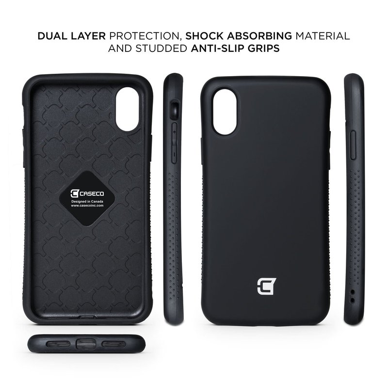 Rugged Grip Armour Case iPhone Xs/X