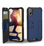 UAG  Metropolis Folio Composite case iPhone Xs/X